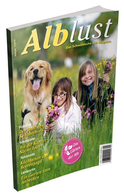 Cover Alblust 1-2014