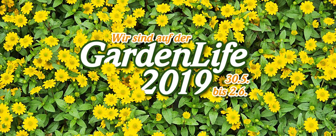 Alblust auf der GardenLife 2019 in Reutlingen